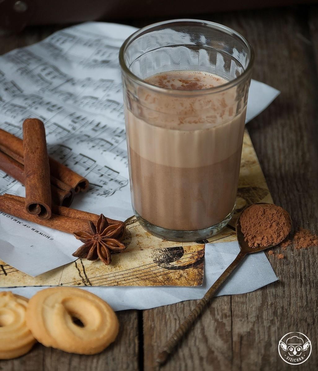 Как сделать какао с корицей
