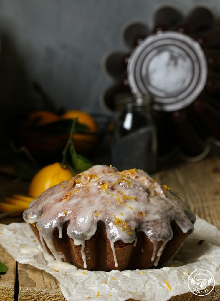 Лимонный кекс с маком по рецепту Анастасии Зурабовой
