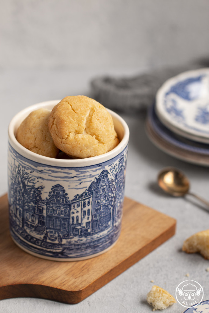 Творожное печенье на рисовой муке